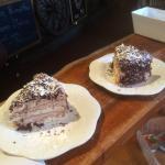 ces gâteaux sont également servis a l'hélios estaminet du mt noir