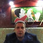 في مطعم أبوالسيد مع كوكب الشرق