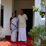 Rema and Ravi offer a special experience at Pranavam Homestay.