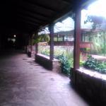 Galería y Jardín.