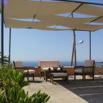 Roof terrasse with sea view 140m2 (1506 sqft)