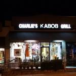 Storefront for Charlie's Kabob Grill