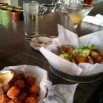 Fish Tacos and Sweet Potato Tots