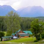 Blaeberry Mountain Lodge Foto