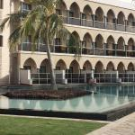 Photo de Al Bustan Palace, A Ritz-Carlton Hotel