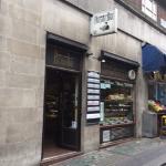 The unpretentious exterior of Piccolo Bar