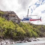 Heli With Challenge Rafting