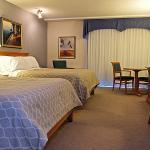 Chambre Hospitalité 2 lits Queen