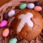 Happy Easter Hot Cross Buns
