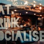 eat. drink. socialise!