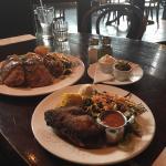 Cajun Chicken and Johnny Cash stash delish!!