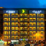Facade view of Al Khoory Hotel Apartments