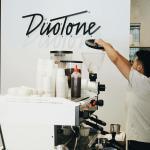 ภาพถ่ายของ DuoTone