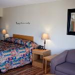 Newly Renovated Rooms - with mini frig - air conditioned