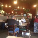 Great pizza and Italian restaurant -- with gluten-free pasta.