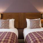 Innkeeper's Lodge Weybridge Twin bedroom