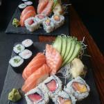 Foto de sushi vigo kyoto
