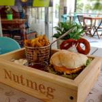 Foto de Nutmeg restaurant and cafe