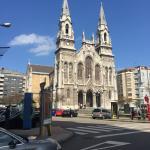 Linda iglesia