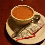 My Tomato Basil Soup at Baker's Square North Olmsted