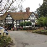 GEORGE AND DRAGON SPELDHURST