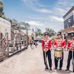 Sovereign Hill Red Coats