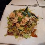 Shrimp & avacado salad