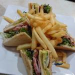 Club Sandwich...yummo