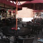 Rhodeside Grill Patio
