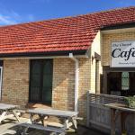 The church cafe sanson new Zealand