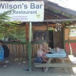 Foto de Wilson's La Boca Restaurant