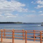 Boat deck walk