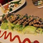 Bonefish Sashimi