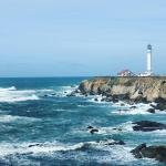 Point Arena Lighthouse Foto