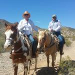 Corral West Horse Adventures Foto