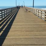 Cayucos Pier Foto