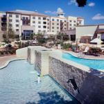 聖安東尼奧丘陵區希爾頓飯店及水療中心