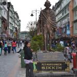 M G Mark, Gangtok
