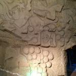 Cave scultée (pas toujours ouverte à la visite)