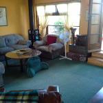House  TV lounge/balcony