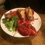 Lobster pre-ordered for the Grill Night !