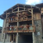 façade coté vallée