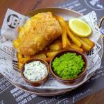 Fish and Chips - JB's Gastropub