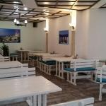 Fish Restaurant Santorini