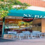 New York Pizza Foto