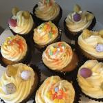 Cupcakes ready for Easter... Let's celebrate x