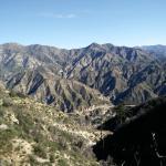 San Gabriel Mountains Foto