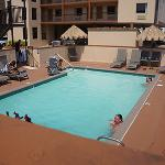 Sundial Inn's Outdoor pool