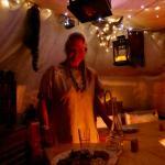 Foto de Winthrop Tipi Dinners