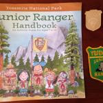 If you have kids, make sure to buy the Junior Ranger handbook and do the activities.